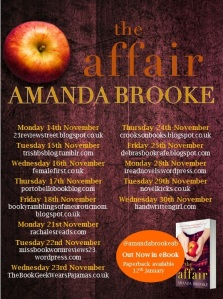 The Affair Blog Tour 2016